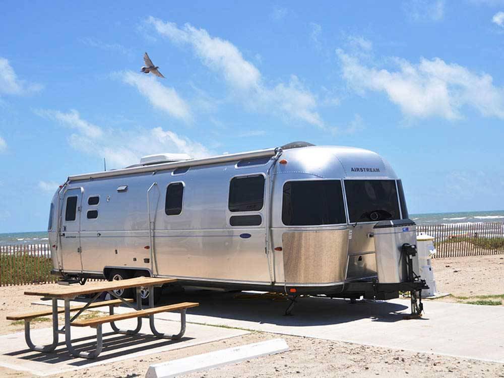 Dellanera Rv Park Galveston Campgrounds Good Sam Club