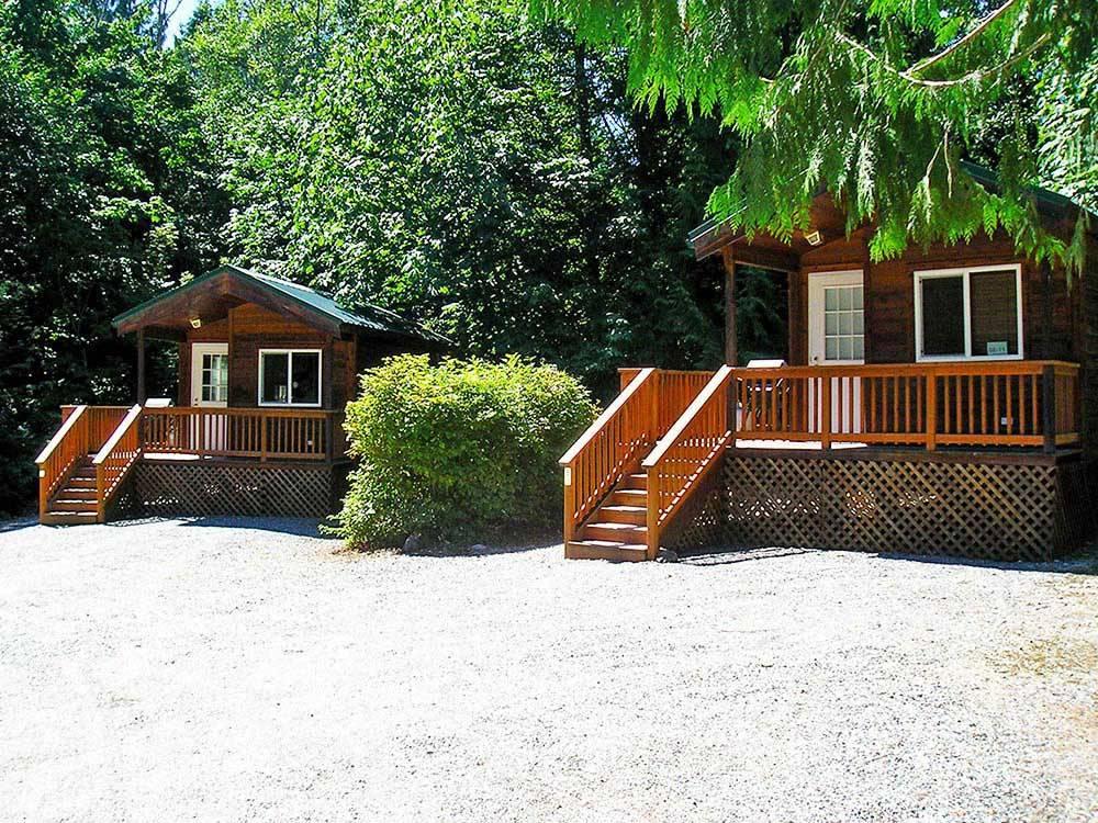 Mount Vernon Thousand Trails Campground Resort Bow
