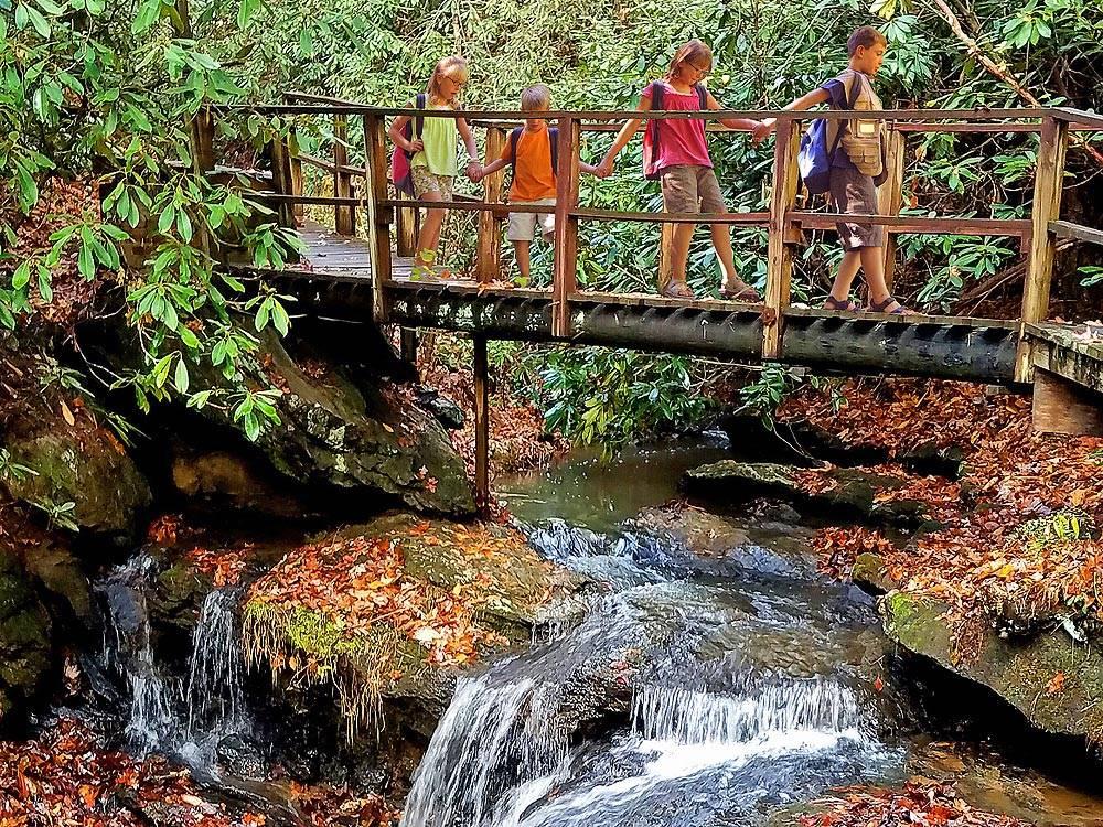 Green Mountain Park Resort - Lenoir campgrounds | Good Sam ...