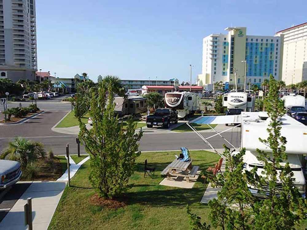 Pensacola Beach Rv Resort Pensacola Campgrounds Good