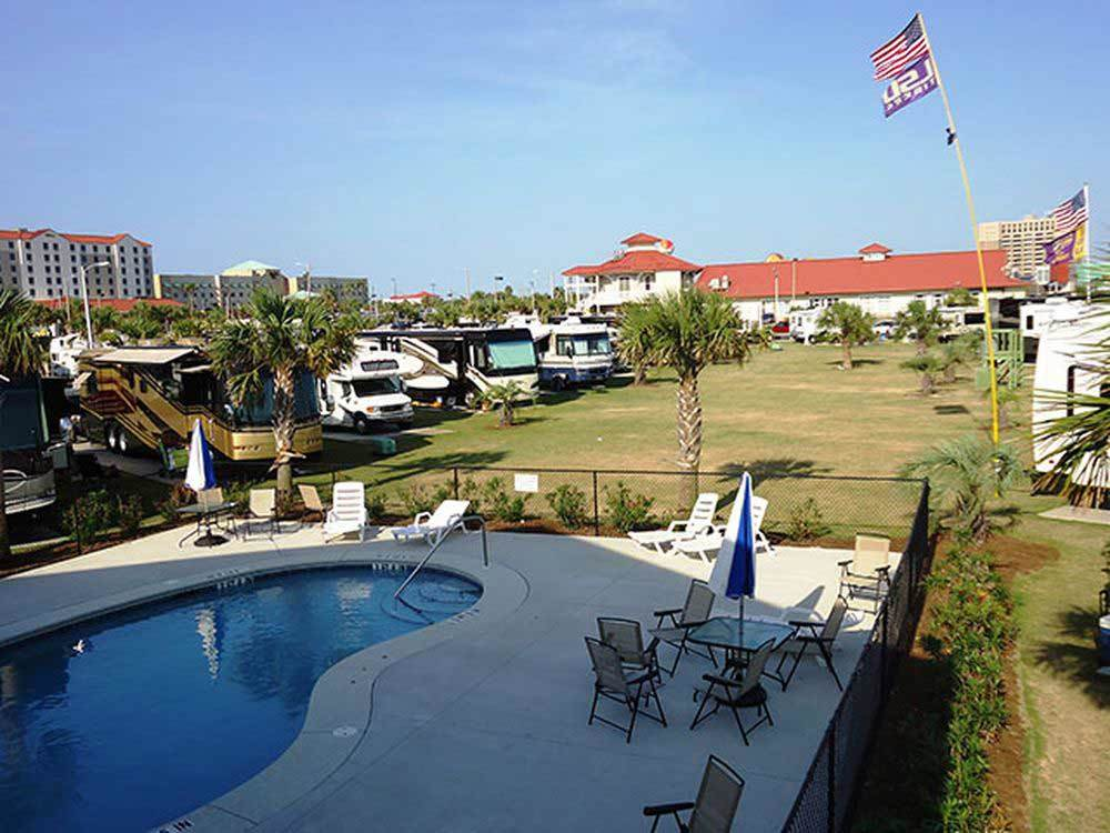 pensacola beach rv resort pensacola fl rv parks and campgrounds in florida good sam camping. Black Bedroom Furniture Sets. Home Design Ideas