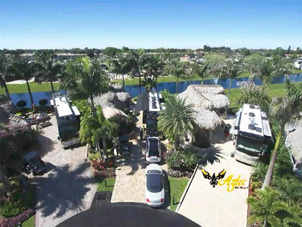 Aztec Rv Resort Margate Fl Rv Parks And Campgrounds