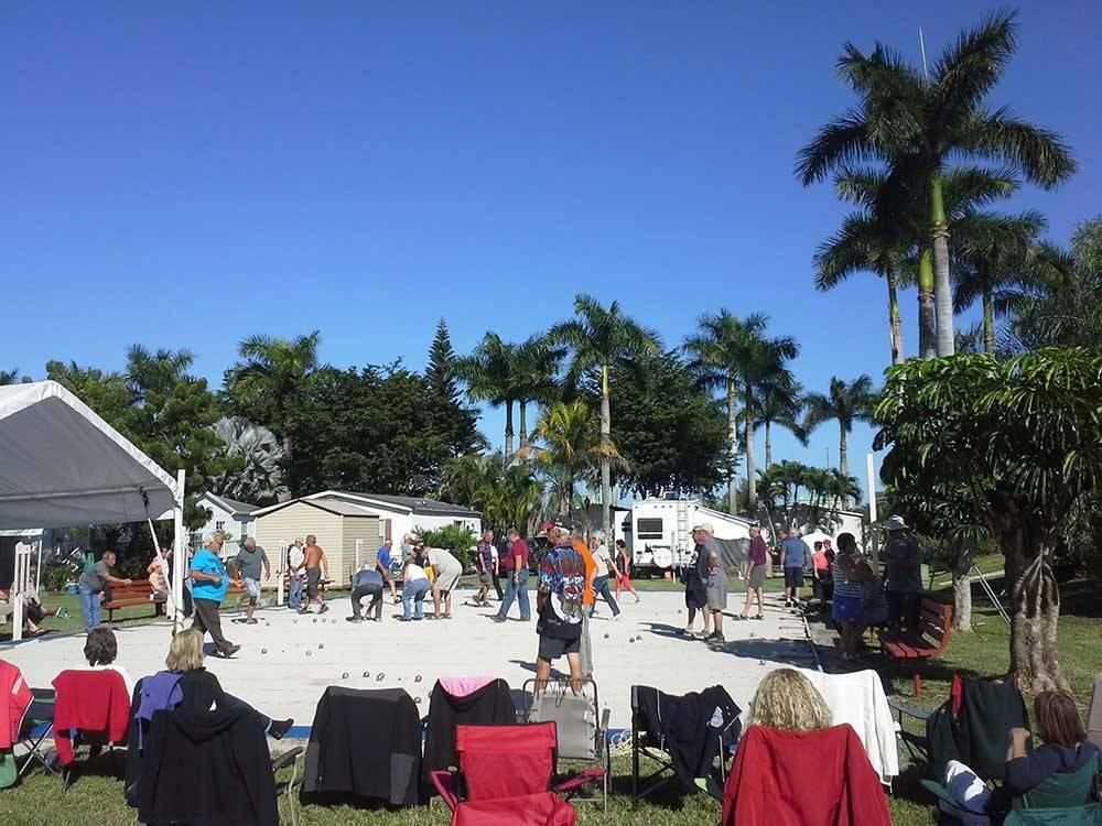 Boardwalk Rv Resort Homestead Campgrounds Good Sam Club