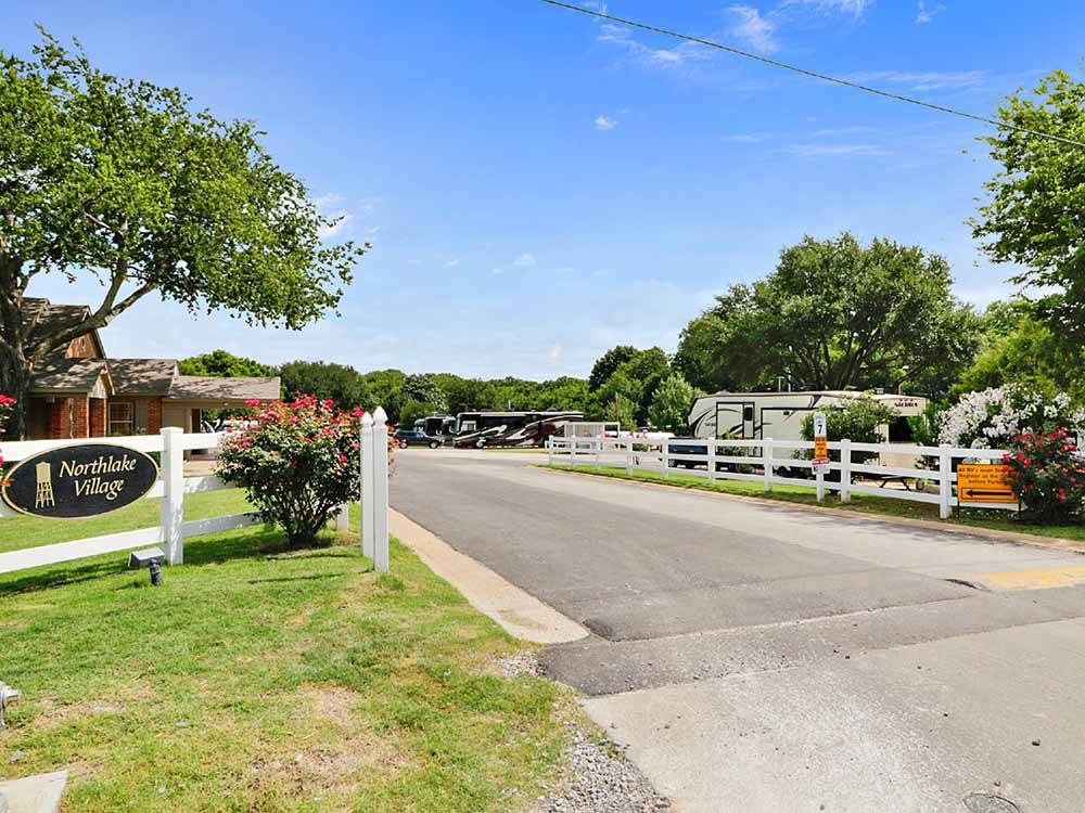 Travel Trailer For Sale Cleveland Tx >> Northlake Village RV Park | Roanoke, TX - RV Parks and Campgrounds in Texas - Good Sam Camping