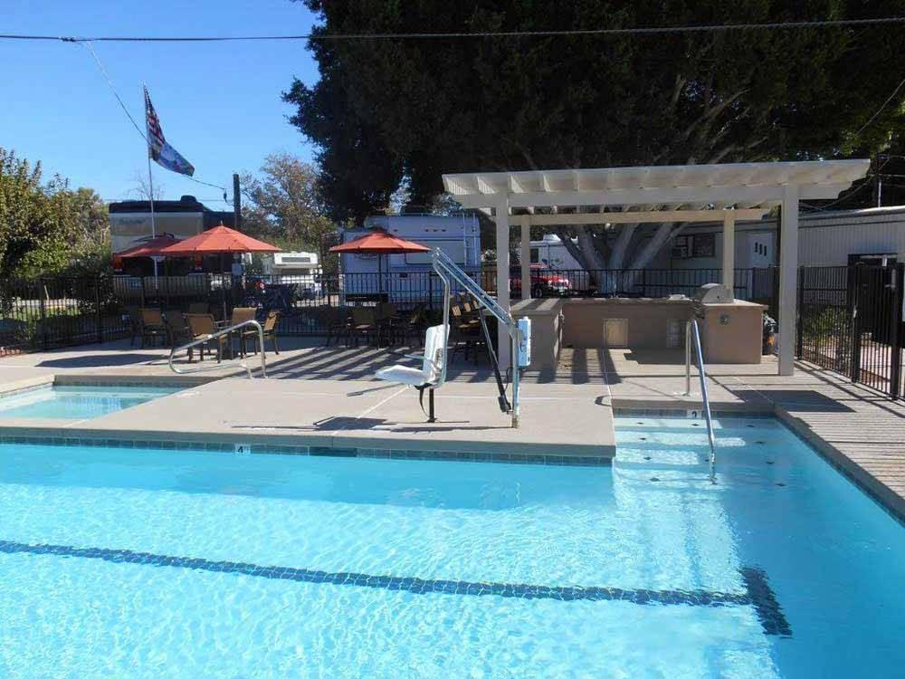 Shady Acres Mh Rv Park Yuma Campgrounds Good Sam Club