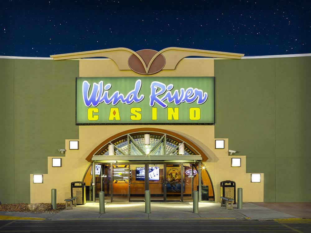 Casino at WIND RIVER CASINO