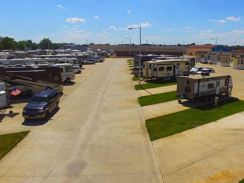 Air Capital Rv Park Wichita Ks Rv Parks And