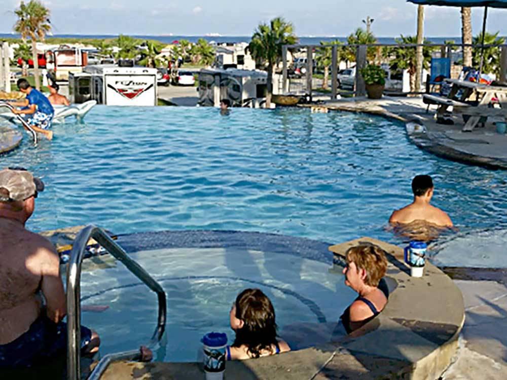 Sandpiper Rv Resort Galveston Campgrounds Good Sam Club