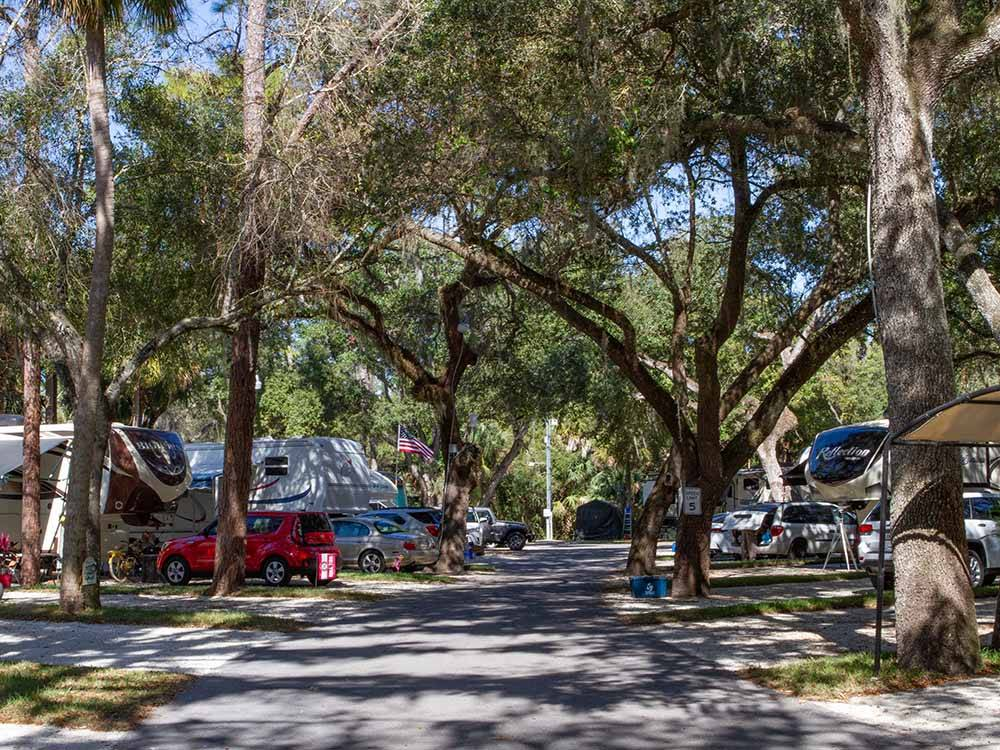 Seminole Campground N Fort Myers Campgrounds Good Sam Club