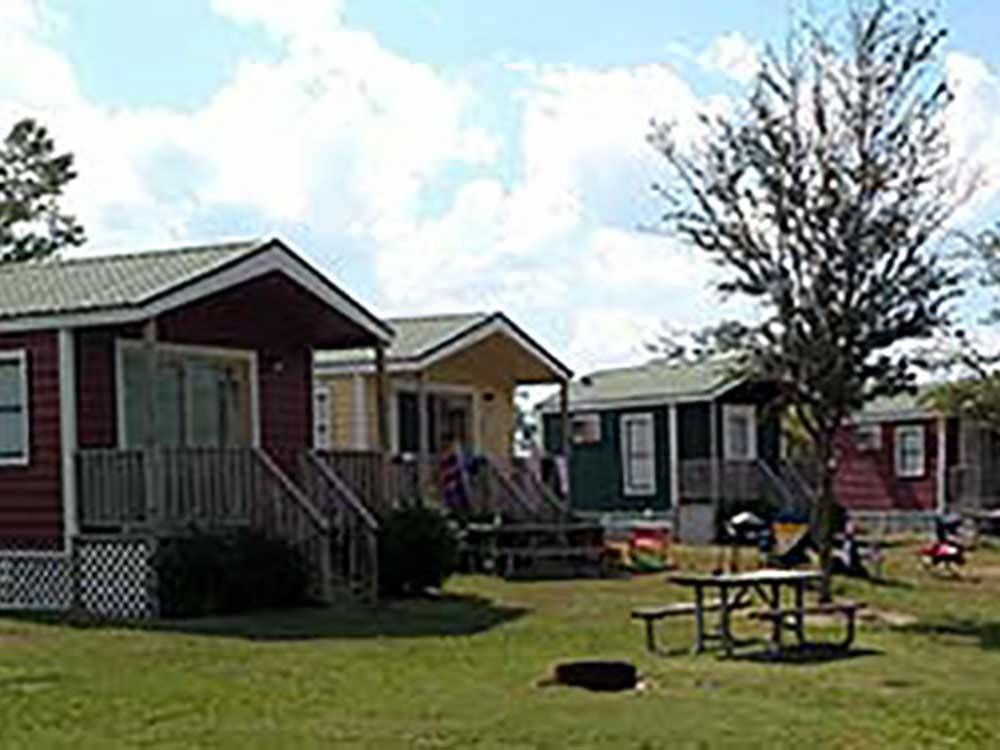 North Landing Beach Rv Resort Amp Cottages Virginia Beach