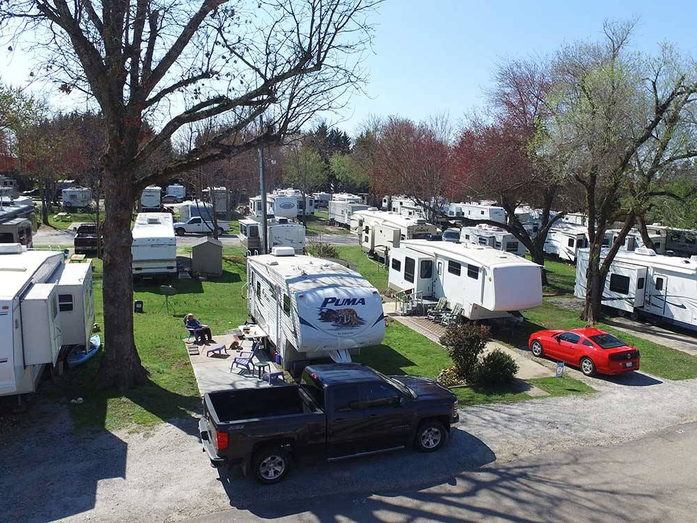 SPRINGWOOD RV PARK at GREENVILLE SC