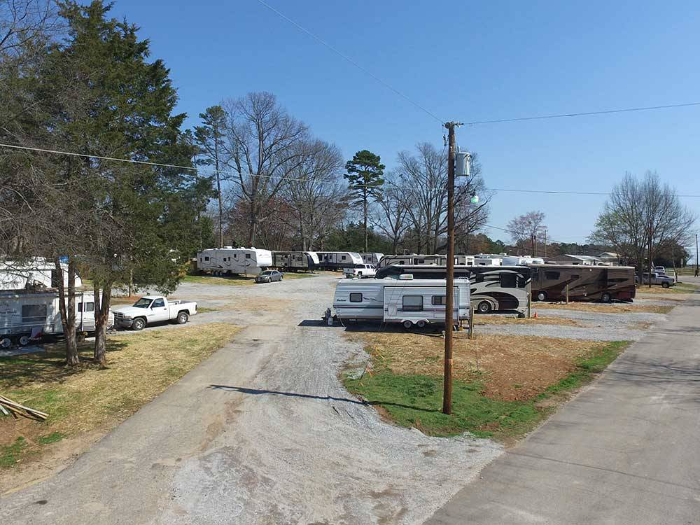 Springwood Rv Park Greenville Sc Rv Parks And