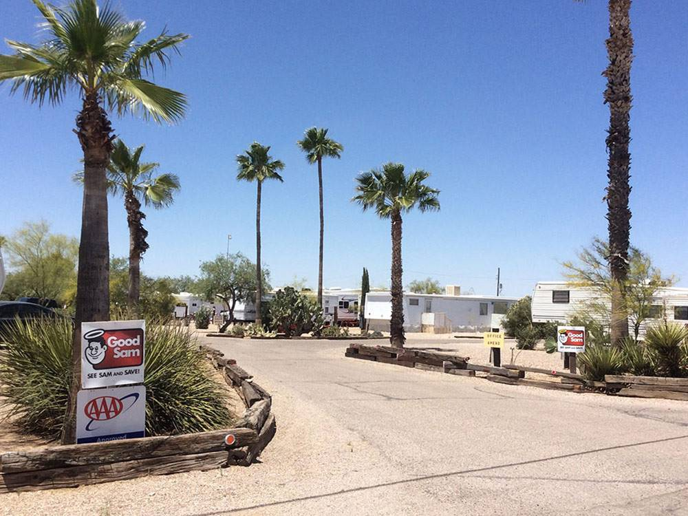 Crazy Horse Rv Campgrounds Tucson Campgrounds Good Sam