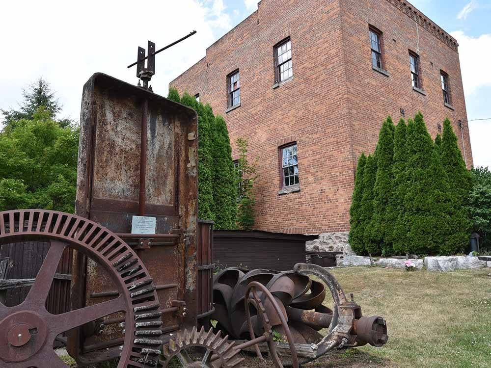 NICOLSTON DAM RV PARK at ALLISTON ON
