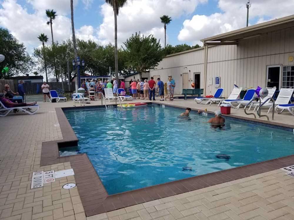 Palmdale Rv Resort Los Fresnos Campgrounds Good Sam Club