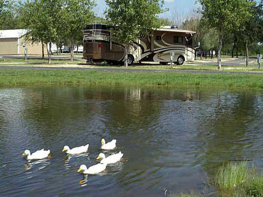 Waco Texas Campgrounds