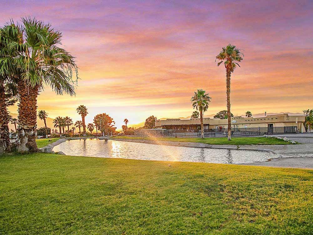 Catalina Spa And Rv Resort Desert Hot Springs Ca Rv