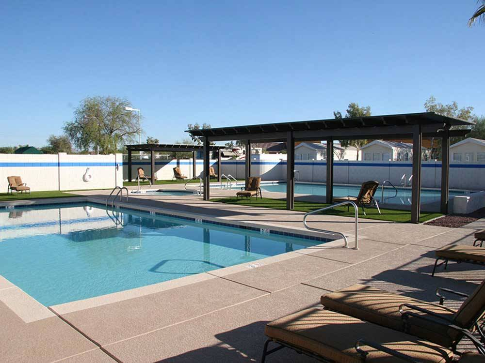 Casa Grande Rv Resort Amp Cottages Casa Grande Az Rv
