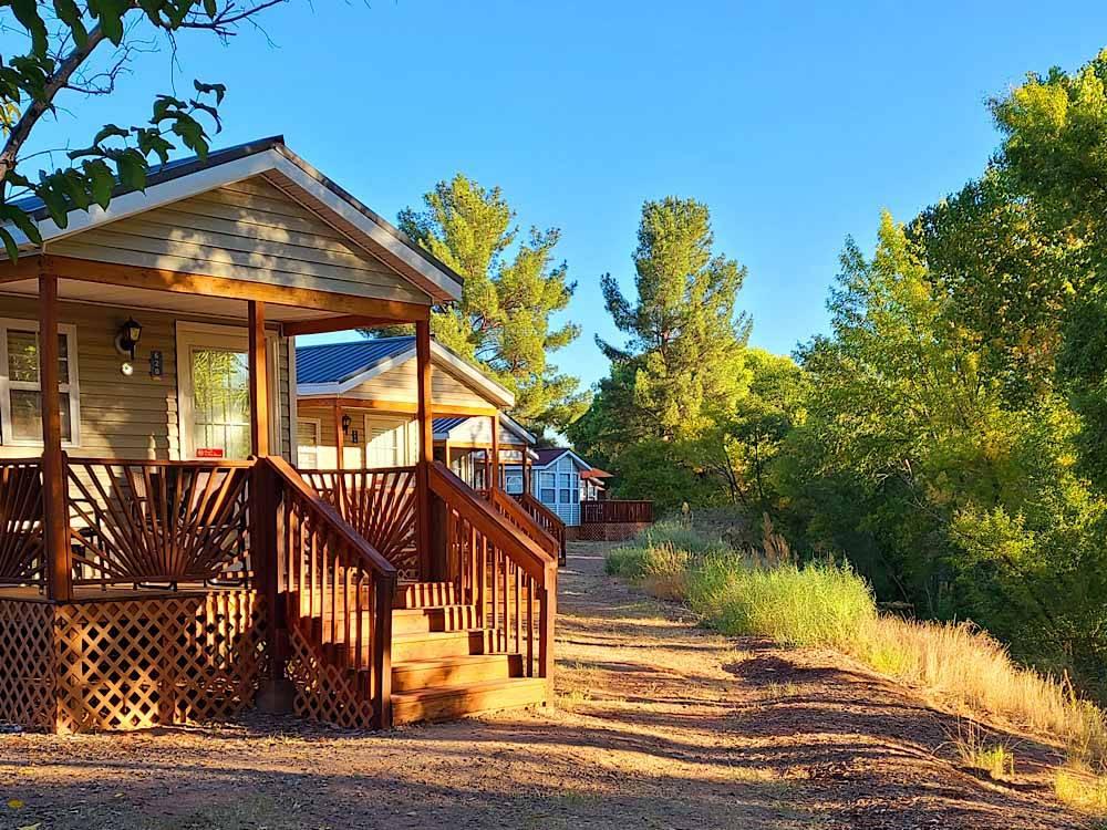 verde river rv resort cottages camp verde az rv. Black Bedroom Furniture Sets. Home Design Ideas