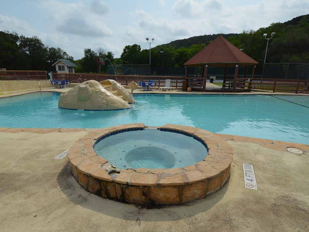 Summit Vacation Rv Resort New Braunfels Campgrounds