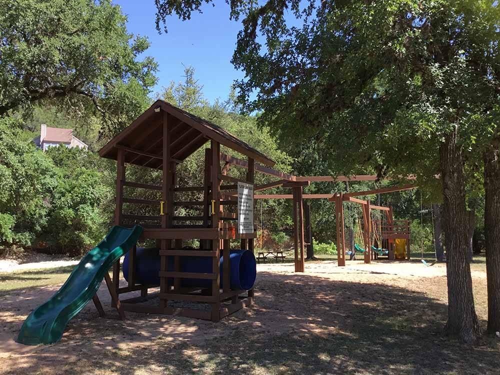 Summit Vacation Rv Resort New Braunfels Campgrounds