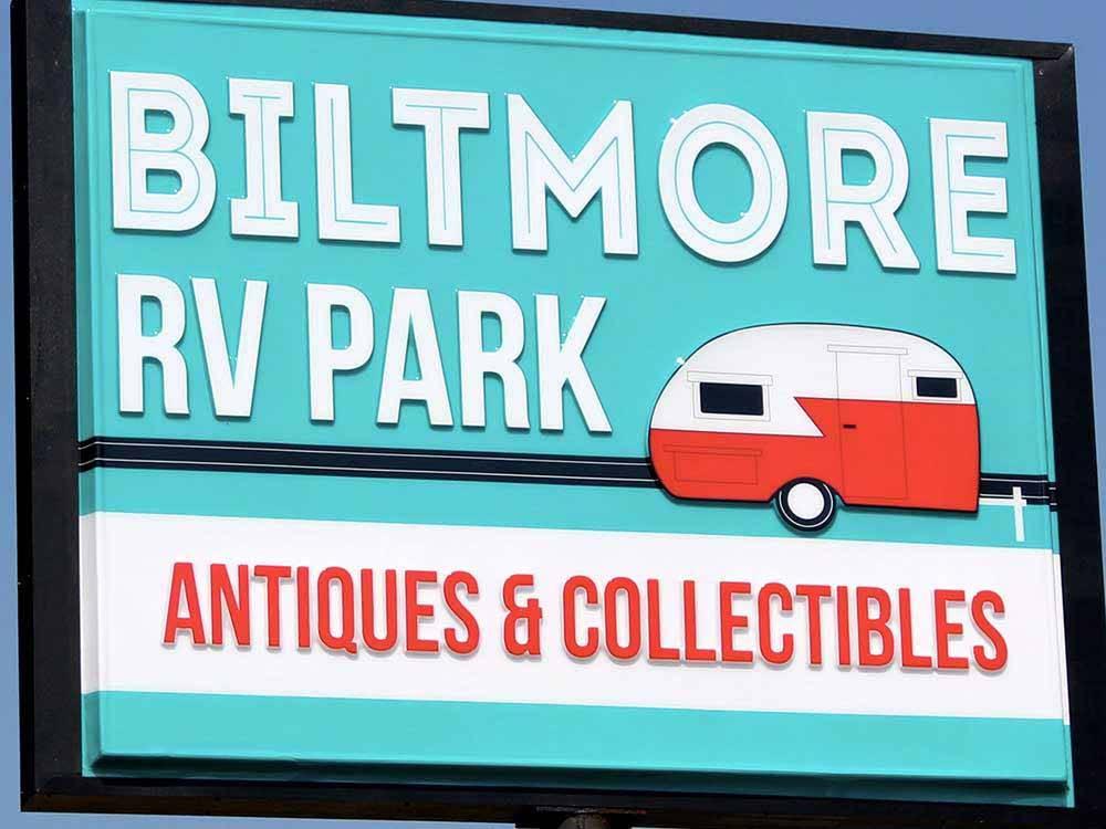 BILTMORE RV PARK At SAVANNAH GA