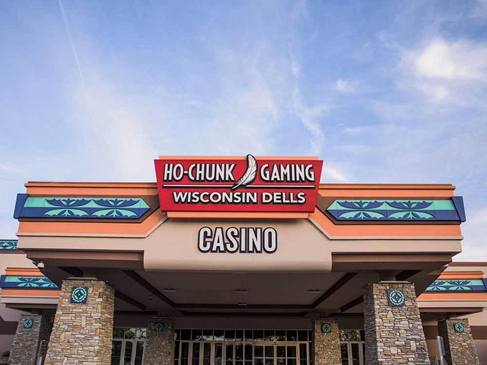 View of Casino at HO-CHUNK GAMING WISCONSIN DELLS