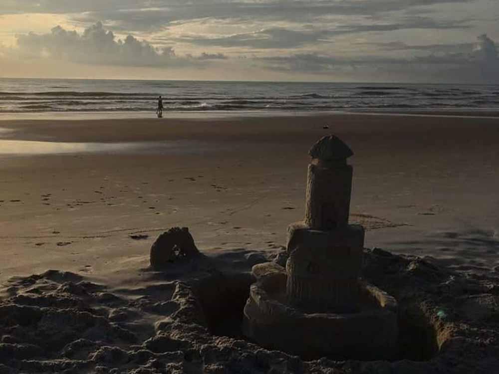 Coral Sands Oceanfront Rv Resort Ormond Beach