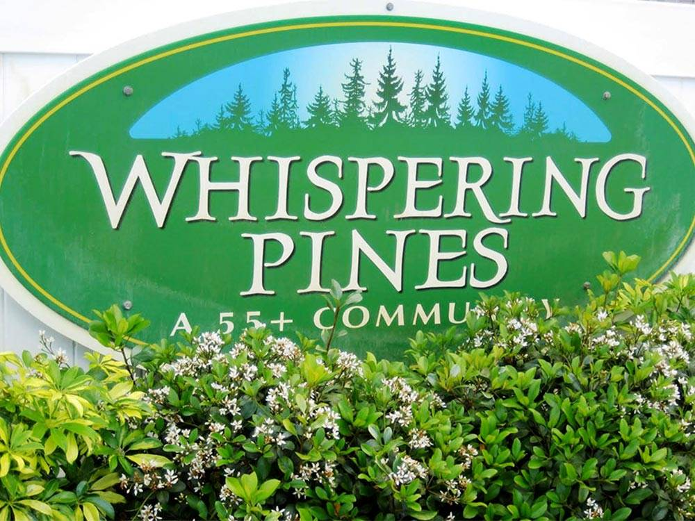WHISPERING PINES At TITUSVILLE FL