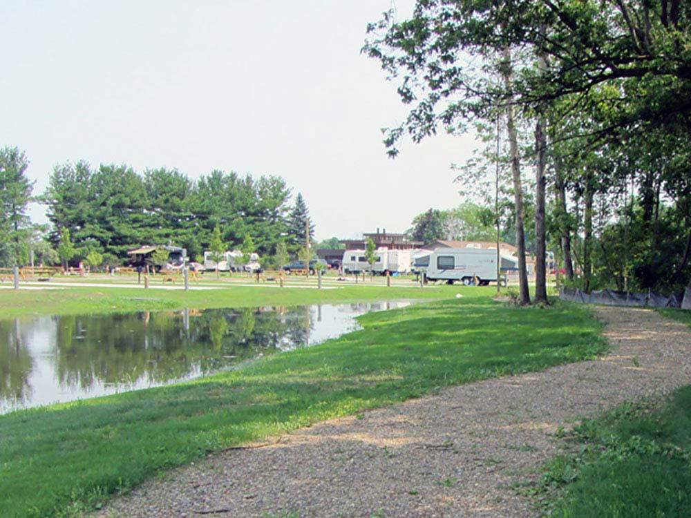 Soaring Eagle Hideaway Rv Park Mount Pleasant