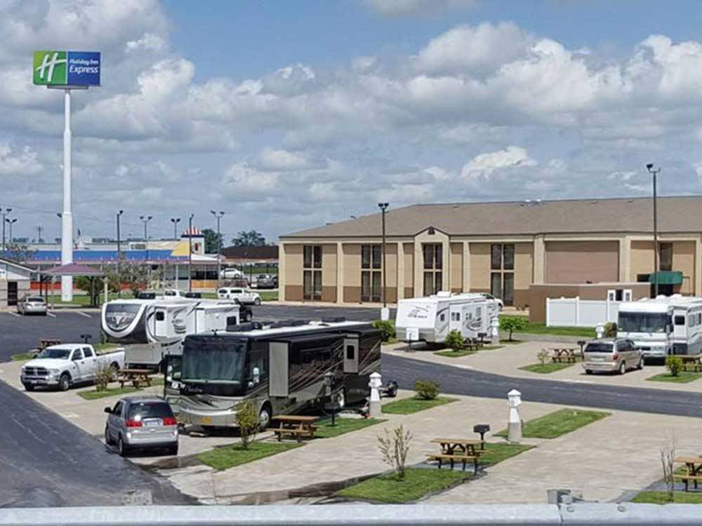 Holiday Inn Express at RV EXPRESS 66