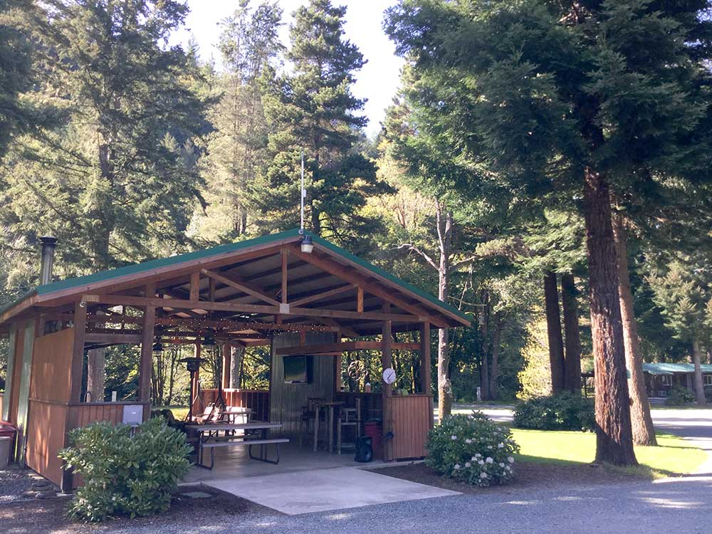 Remote Outpost Rv Park Amp Cabins Remote Campgrounds
