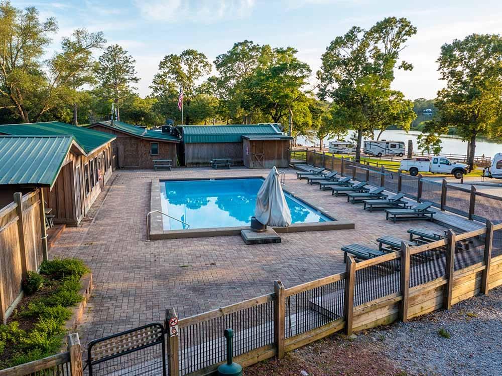 Twin Lakes Camp Resort Defuniak Springs Fl Rv Parks