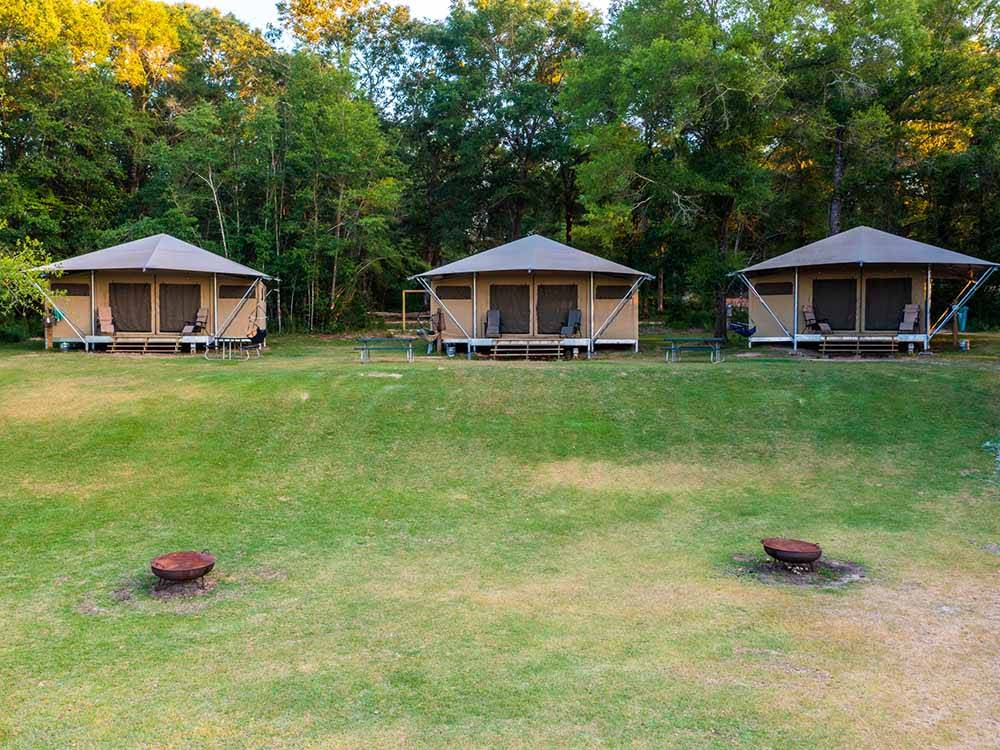 Twin Lakes Rv Resort Defuniak Springs Fl