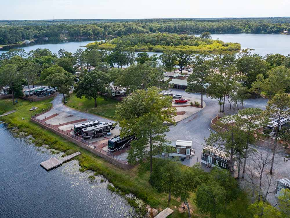 Twin Lakes Camp Resort Defuniak Springs Campgrounds