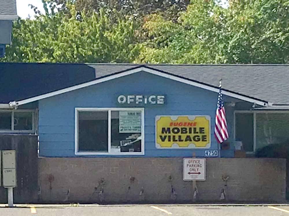 Eugene Mobile Village Amp RV Park