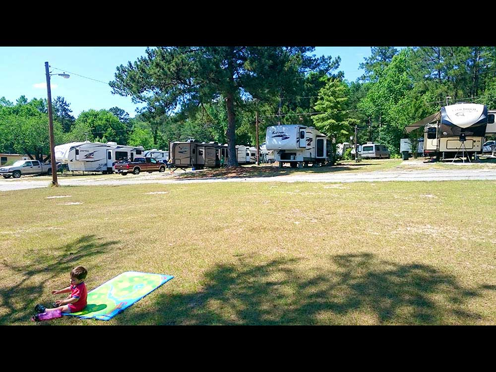 SAFE HAVEN RV PARK At MACON GA