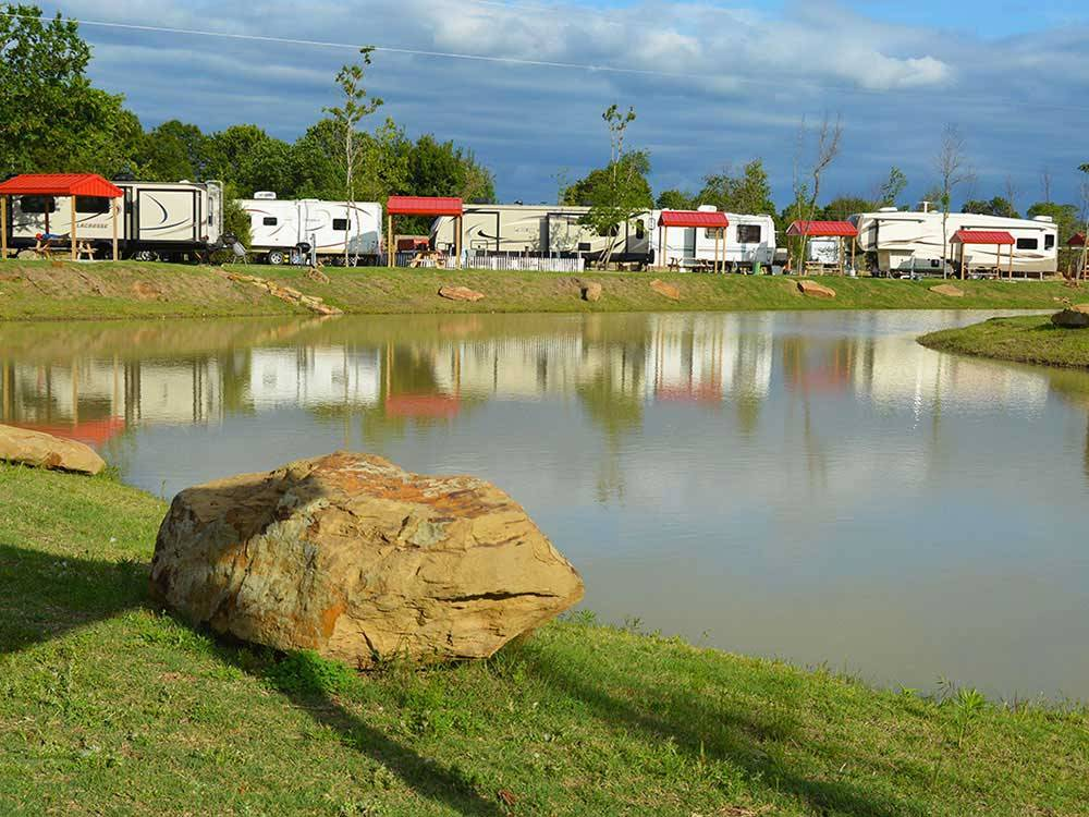 Little Turtle Rv Storage Eufaula Campgrounds Good Sam Club