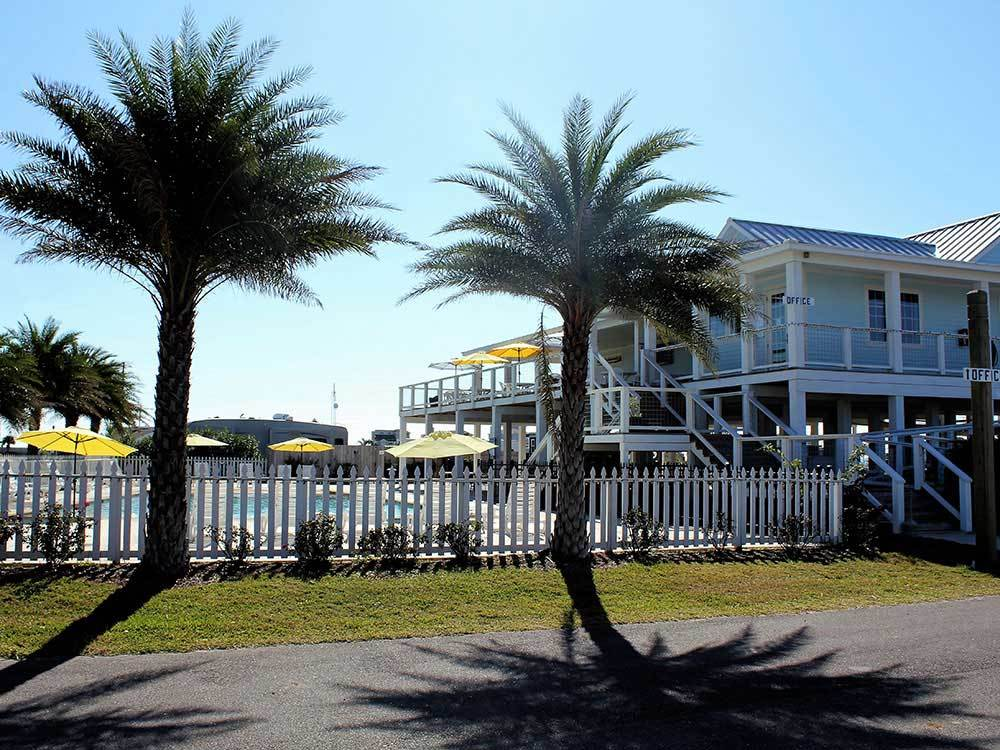GALVESTON ISLAND RV RESORT at GALVESTON TX