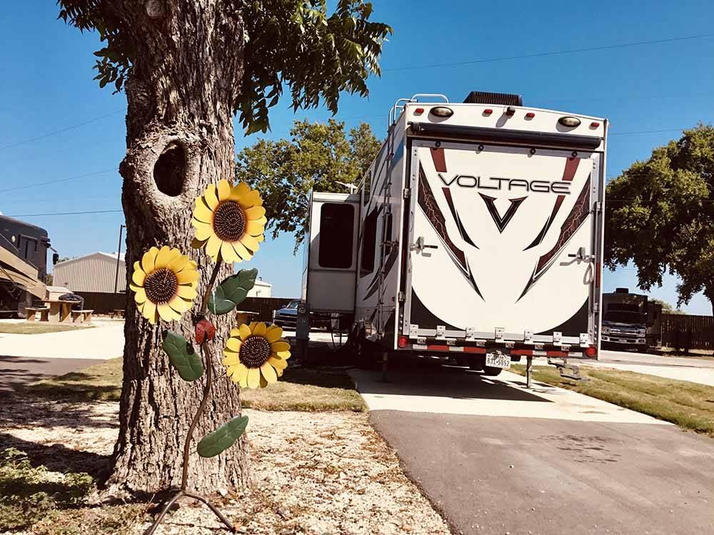 Alamo City Rv Park San Antonio Tx Rv Parks And