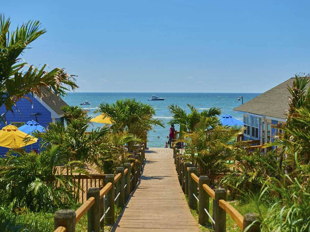 SUNSET BEACH RESORT at CAPE CHARLES VA