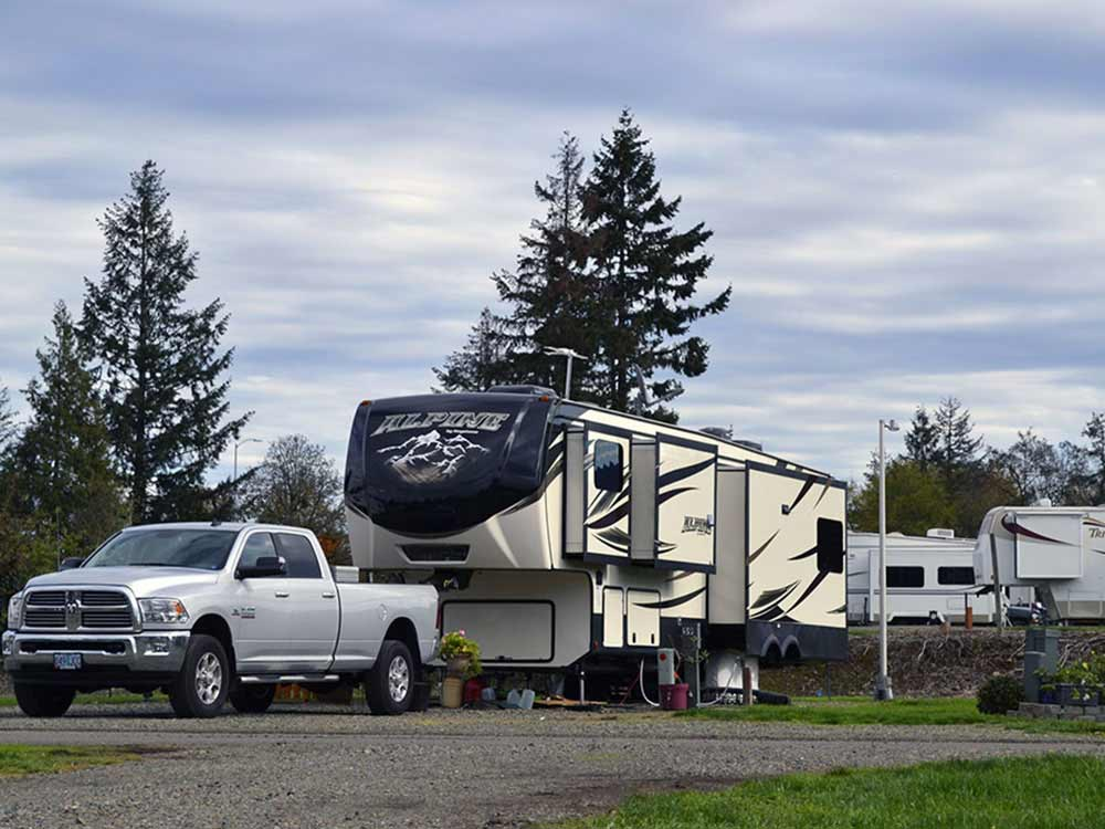 Meadowlark Rv Park Creswell Or Rv Parks And