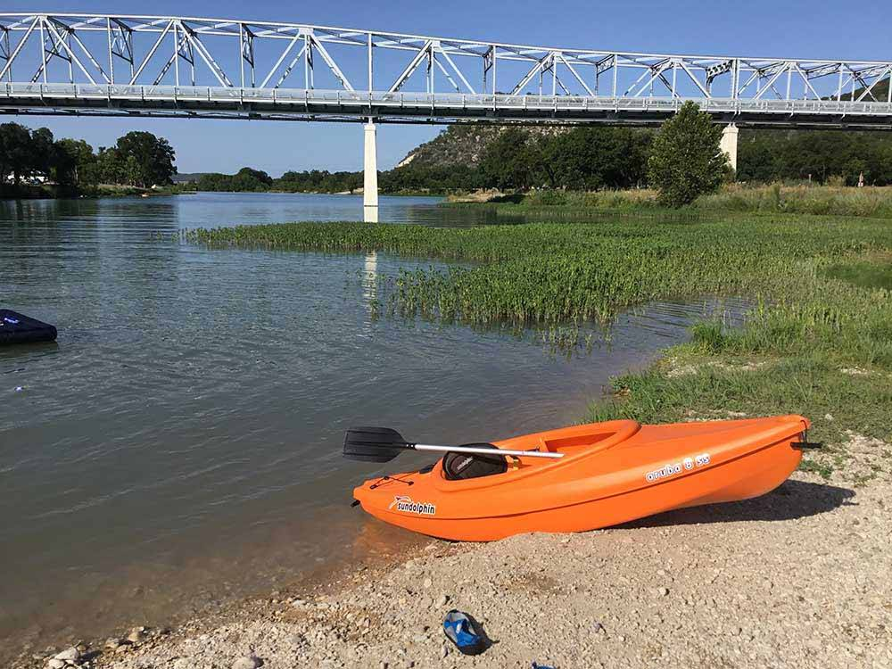 South Llano River Rv Park Resort Junction Campgrounds