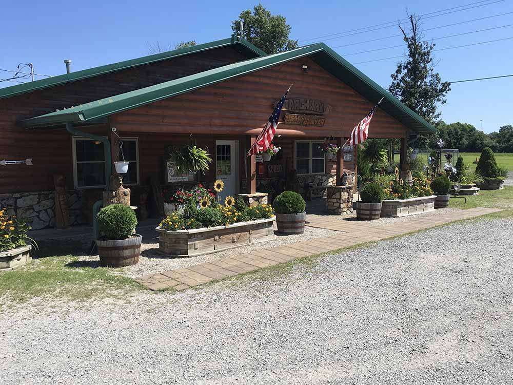 General Store at campground  at ARCHWAY RV PARK