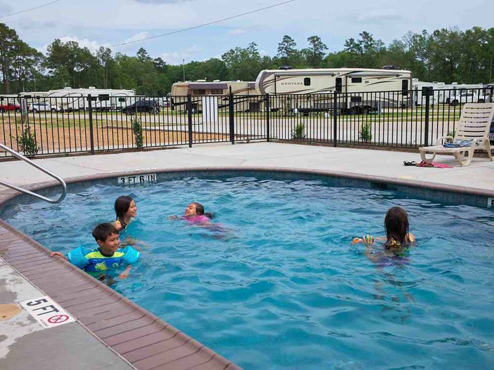 GRAND TEXAS RV RESORT AND CAMPGROUND at NEW CANEY TX