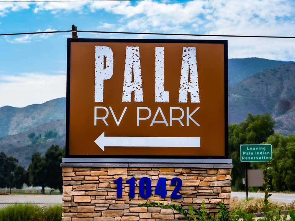 Pala Casino Rv Resort Pala Campgrounds Good Sam Club