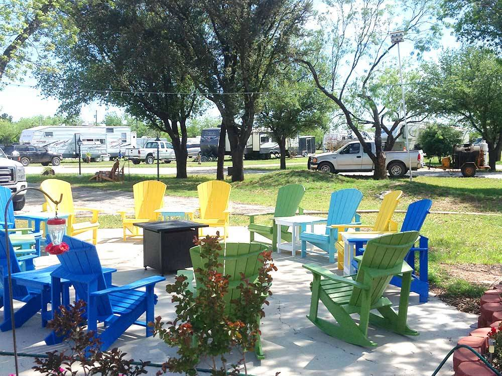 Concho Pearl Rv Estates San Angelo Campgrounds Good
