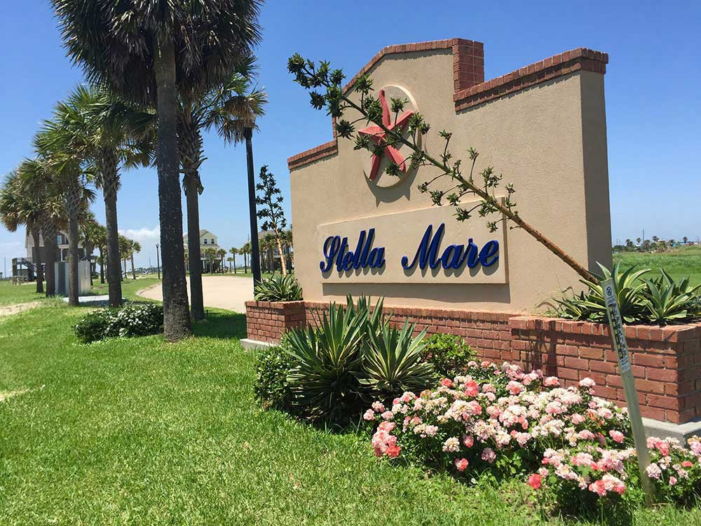 STELLA MARE RV RESORT at GALVESTON TX