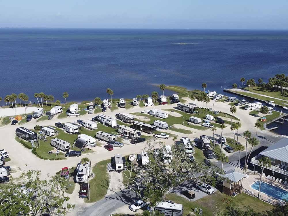 Mexico Beach Rv Parks