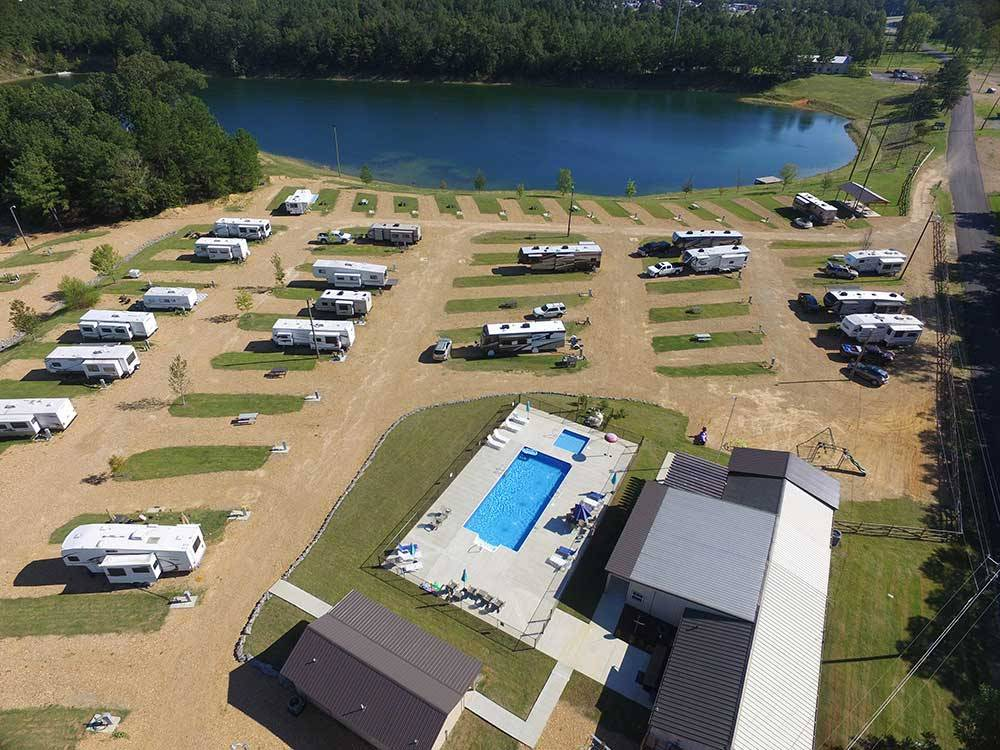 The Cove Lakeside Rv Resort And Campground Gadsden